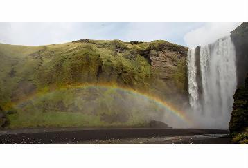 【RE15】アイスランド南部海岸観光ツアー