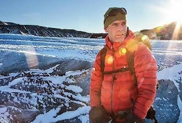 【SRE81】氷河の上をウォーキング体験