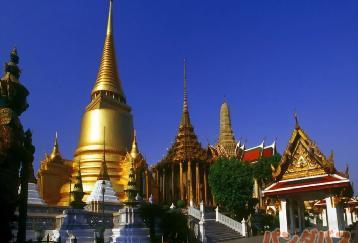 見逃せないバンコク市内観光