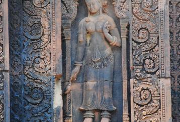 【REPF35】<(サザンブリーズカンボジア)>1日券でお得に3大遺跡‼アンコール遺跡群+東洋のモナリザ バンテアスレイ(昼食、夕食アプサラディナーショー付)