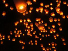 平溪天燈祭