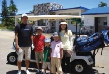 スターツグアムゴルフリゾート【平日】ゴルフ18ホール
